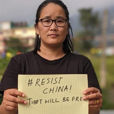 resist china tibet will be free